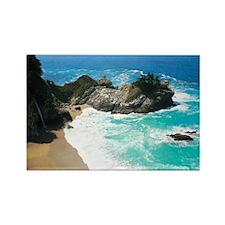 11.5x9_print-CaliforniaOcean Rectangle Magnet