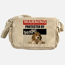 pro beagle Messenger Bag