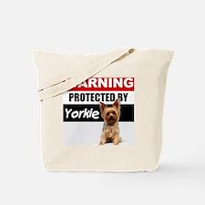 pro yorkie Tote Bag