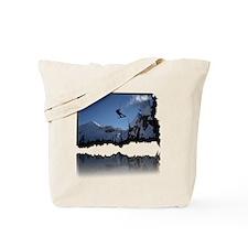 2011-12-06_ipx_ski_wipeout_7_2029 Tote Bag