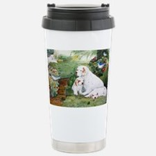 Pocketbook Stainless Steel Travel Mug