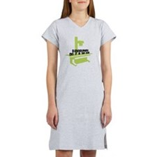(BXL) Radiographers Do It In th Women's Nightshirt