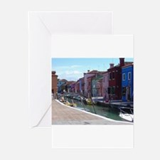 Burano Greeting Cards (Pk of 10)
