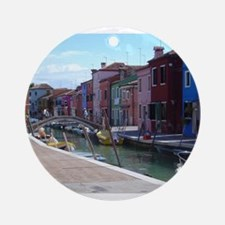 Burano Ornament (Round)