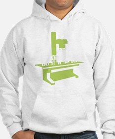 (WXL) Radiographers Do It In the Hoodie