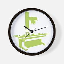 (WXL) Radiographers Do It In the Dark C Wall Clock
