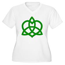 Gaelic-Love-Knot- T-Shirt