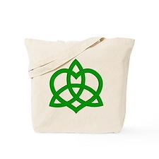 Gaelic-Love-Knot-pock Tote Bag