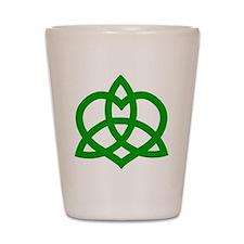 Gaelic-Love-Knot-pock Shot Glass
