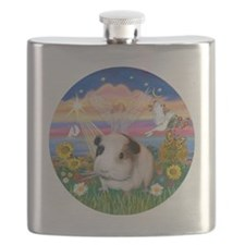 Autumn Angel - guinea pig 1 Flask