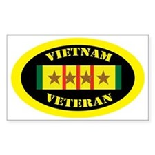vietnam-oval-4 Decal