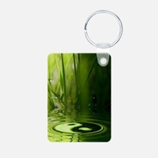 nooksleeve_green_night_yin Keychains