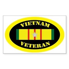 vietnam-oval-5 Decal