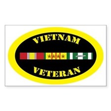 vietnam-oval-4-1 Decal