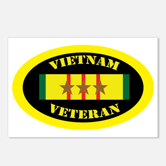 vietnam-oval-3 Postcards (Package of 8)