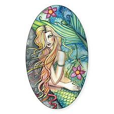 Fresh Water Mermaid cp Decal