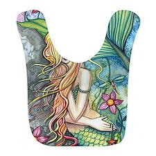 Fresh Water Mermaid cp Bib
