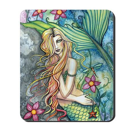 Fresh Water Mermaid cp Mousepad