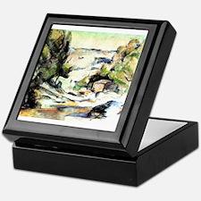 Landscape in the Provence - Paul Cezanne - c1880 K