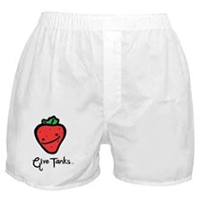 strawberry Boxer Shorts