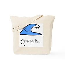 Wave Tote Bag