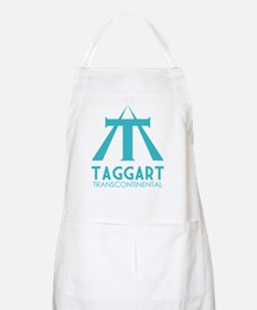Taggart Transcontinental blue Apron