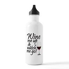 Wine-Me-Up Water Bottle