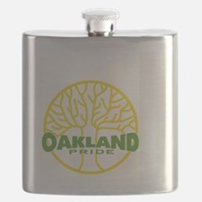 Oakland Pride RepOakland Flask