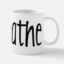 breathe nov Small Small Mug