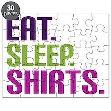 eatsleepshirts Puzzle