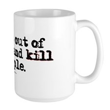 """Jump out of planes"" Coffee Mug (Non-Explicit)"