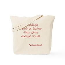 mydaddystruck2 Tote Bag