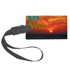 11.5x9at260Sunset1KW Luggage Tag