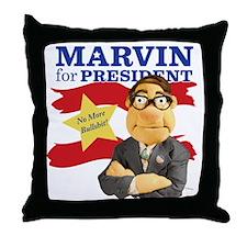 tshirt_Design2B_grey Throw Pillow