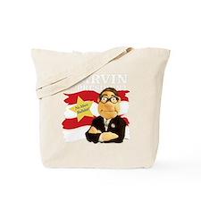 tshirt_Design2B_darkblue Tote Bag
