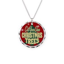 ChristmasTrees Necklace