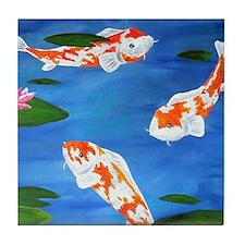 Kio Pond Tile Coaster