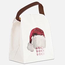 ho_ho_ho Canvas Lunch Bag