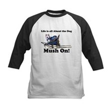Siberian Husky Mush On! Tee