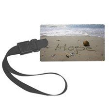 Hope by Beachwrite Luggage Tag
