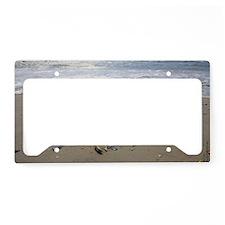 Hope by Beachwrite License Plate Holder