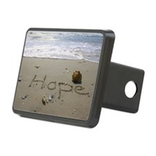 Hope by Beachwrite Hitch Cover