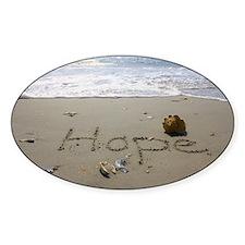Hope by Beachwrite Decal