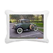 1-10 Rectangular Canvas Pillow