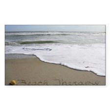 Beach Therapy by Beachwrite Decal