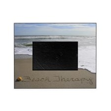Beach Therapy by Beachwrite Picture Frame