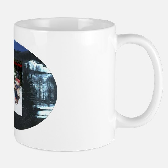 Jackfrost Snipping at your nose wall pe Mug