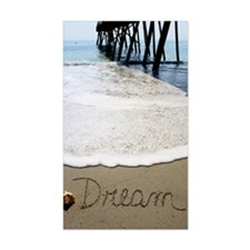 Dream by Beachwrite Decal