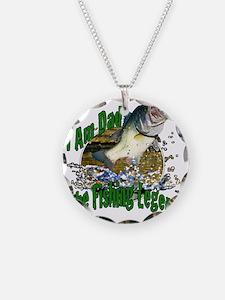 Dad fish Necklace