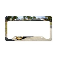2-10 License Plate Holder
